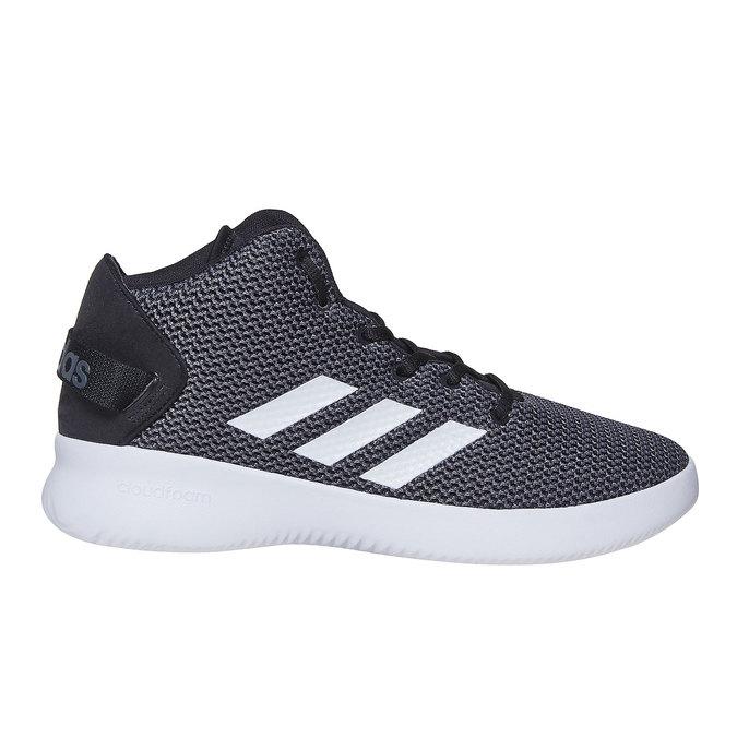 Pánske členkové tenisky adidas, šedá, 809-6216 - 15