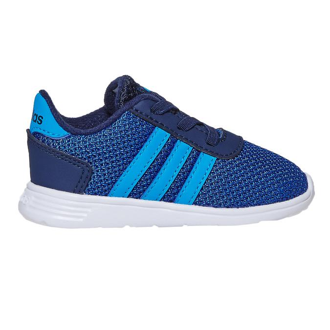 Chlapčenské modré tenisky adidas, modrá, 109-9288 - 15
