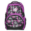 Školský batoh s potlačou bagmaster, fialová, 969-5656 - 26