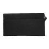 Čierna asymetrická listová kabelka bata, čierna, 969-6665 - 26