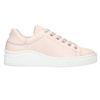 Dámske kožené tenisky bata, ružová, 526-5641 - 26