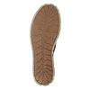 Dámske kožené tenisky weinbrenner, hnedá, 546-4604 - 17