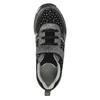 Dievčenské tenisky s kamienkami mini-b, čierna, 329-6295 - 26
