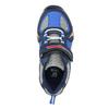 Chlapčenské tenisky s potlačou mini-b, modrá, 211-9183 - 26