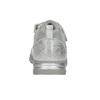 Strieborné dievčenské tenisky s kamienkami mini-b, šedá, 329-2295 - 17
