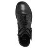 Členková dámska obuv bata, čierna, 596-6656 - 26