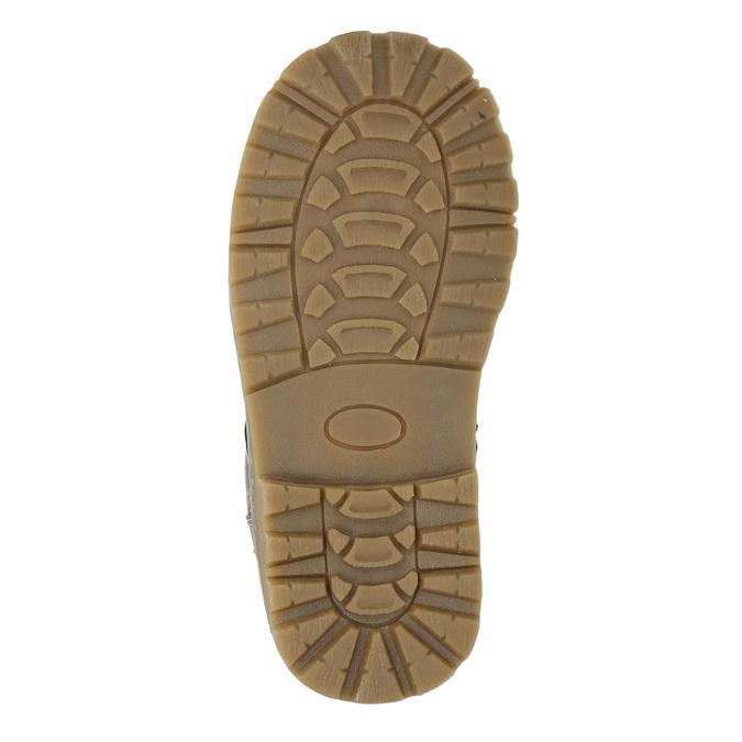 Detská členková obuv bubblegummers, šedá, 221-2606 - 19