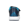 Modré detské tenisky adidas, modrá, 301-9197 - 16