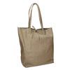 Dámska kožená kabelka s mašľou bata, hnedá, 964-2122 - 13