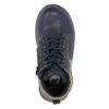 Členková chlapčenská obuv bubblegummers, modrá, 211-9623 - 26