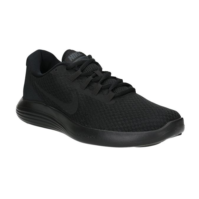 Pánske čierne tenisky nike, čierna, 809-6290 - 13