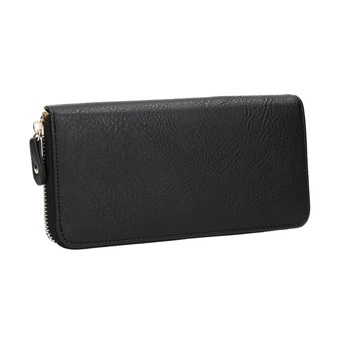 Dámska peňaženka bata, čierna, 941-6181 - 13