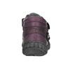 Členková dievčenská obuv bubblegummers, fialová, 121-9622 - 17