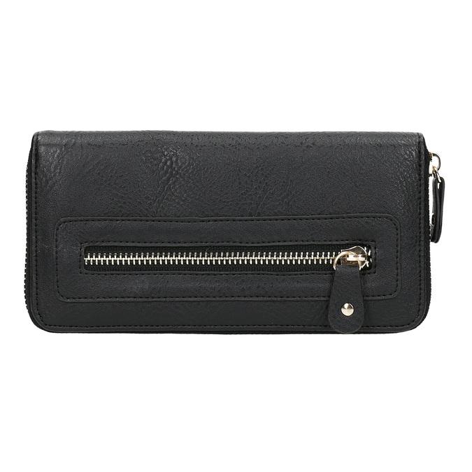 Dámska peňaženka bata, čierna, 941-6181 - 26