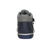 Detská členková obuv mini-b, modrá, 211-9624 - 17