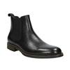 Kožené Chelsea Boots bata, čierna, 894-6400 - 13