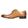 Kožené pánske Ombré poltopánky bata, hnedá, 824-3233 - 26
