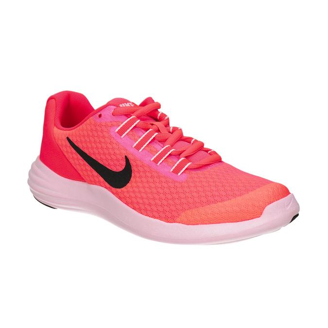 Dievčenské ružové tenisky nike, ružová, 409-5290 - 13