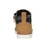 Detská členková obuv mini-b, hnedá, 291-8172 - 16