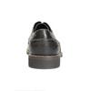 Ležérne kožené poltopánky so štruktúrou bata, šedá, 826-2612 - 17