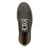 Členková pánska obuv s výraznou podrážkou weinbrenner, šedá, 846-2657 - 15
