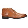Pánska kožená Ombré obuv bata, hnedá, 826-3913 - 15