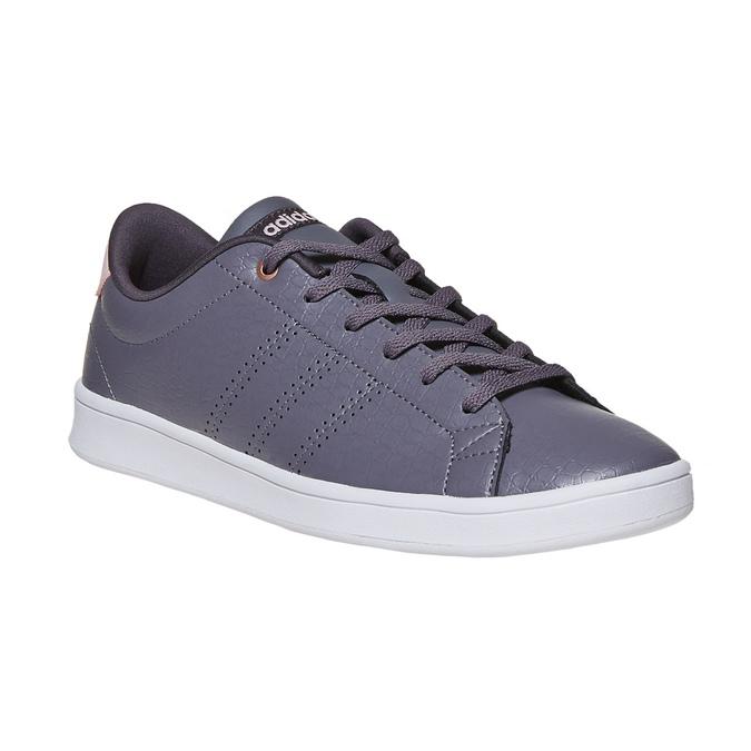Dámske ležérne tenisky adidas, šedá, 501-2106 - 13