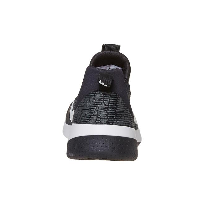 Športové dámske tenisky nike, čierna, 509-1186 - 17