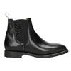 Dámska obuv v Chelsea štýle gant, čierna, 514-6077 - 15