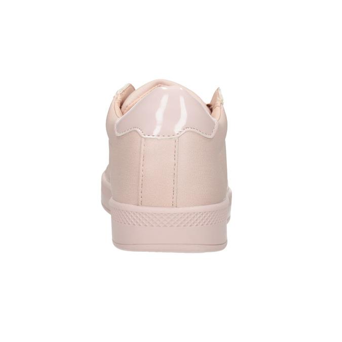 Ružové dámske tenisky atletico, ružová, 501-5171 - 16