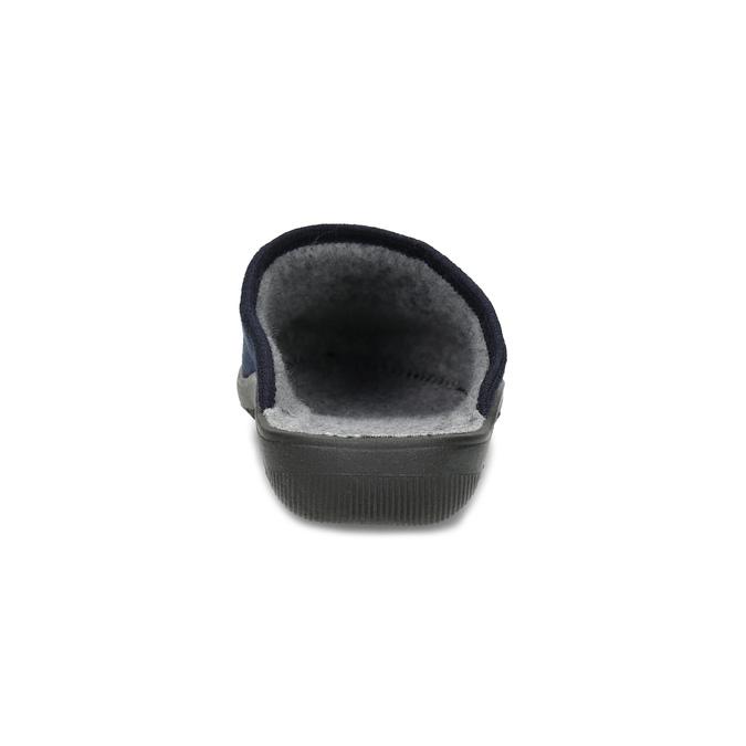 Dámska domáca obuv modrá bata, modrá, 579-9621 - 15