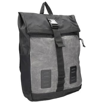Šedý unisex batoh s prackou vans, šedá, 969-2095 - 13