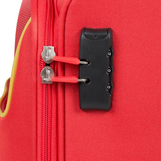 Červený cestovný kufor american-tourister, červená, 969-5171 - 15