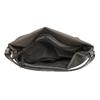 Dámska Hobo kabelka s popruhom gabor-bags, hnedá, 961-8029 - 15