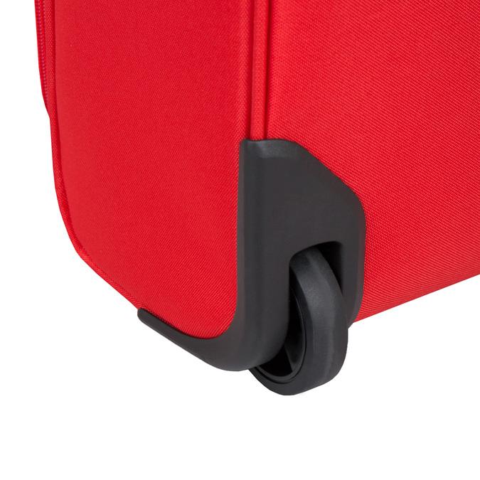 Červený cestovný kufor american-tourister, červená, 969-5171 - 16