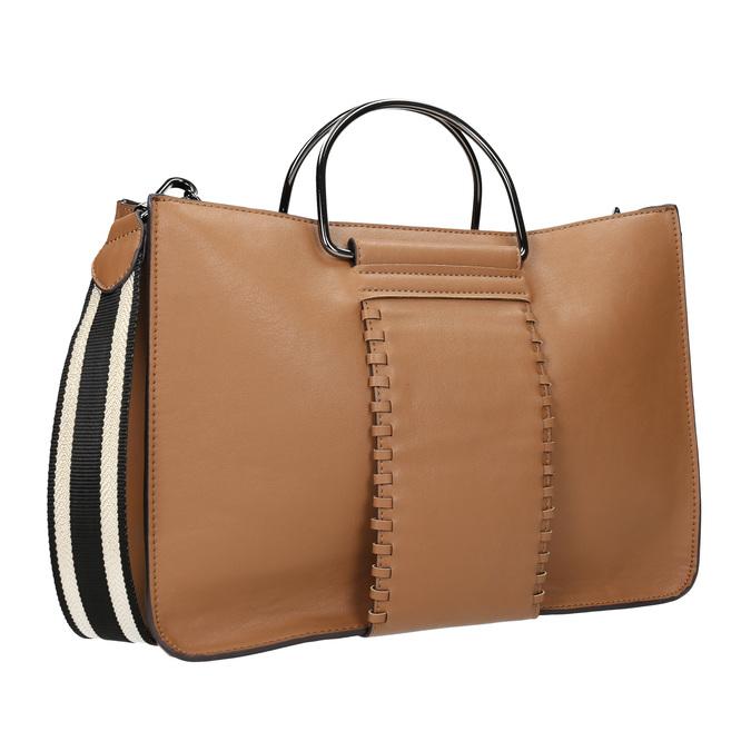 Hnedá dámska kabelka bata, hnedá, 961-3174 - 13