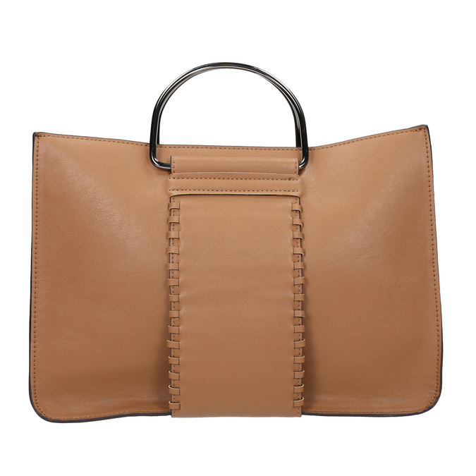 Hnedá dámska kabelka bata, hnedá, 961-3174 - 26