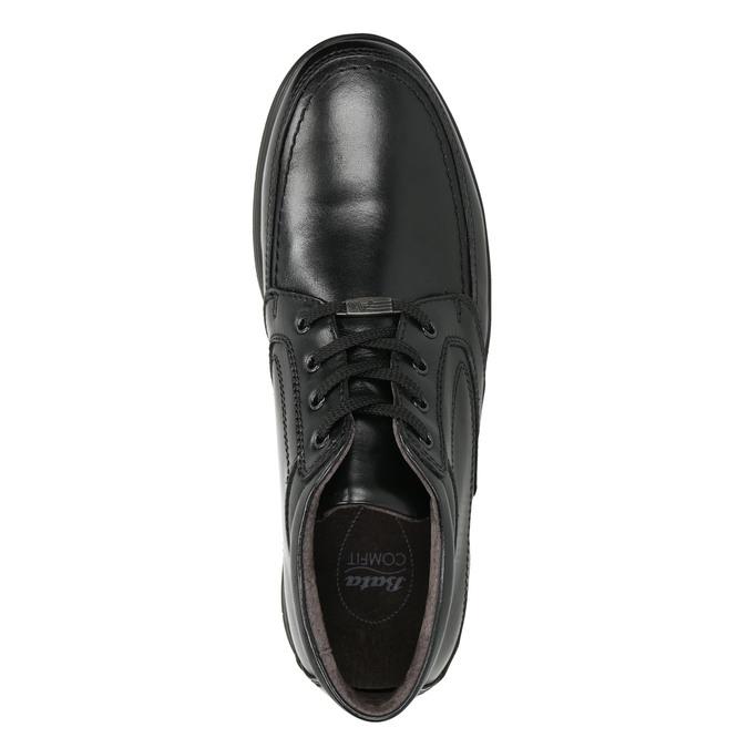 Pánska zimná obuv comfit, čierna, 894-6686 - 26