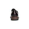 Dámske kožené Monk Shoes bata, červená, 516-5611 - 17