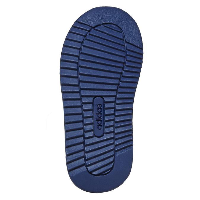 Detské tenisky na suchý zips adidas, modrá, 109-9157 - 26