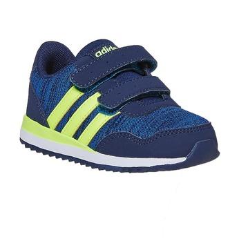 Detské tenisky na suchý zips adidas, modrá, 109-9157 - 13