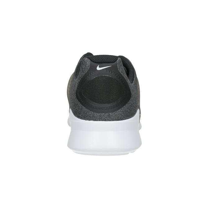 Pánske tenisky s výraznou podrážkou nike, čierna, 809-6185 - 16
