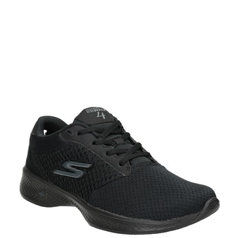 Dámske čierne tenisky skechers, čierna, 509-6325 - 13