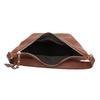 Kožená dámska kabelka bata, hnedá, 964-4274 - 15