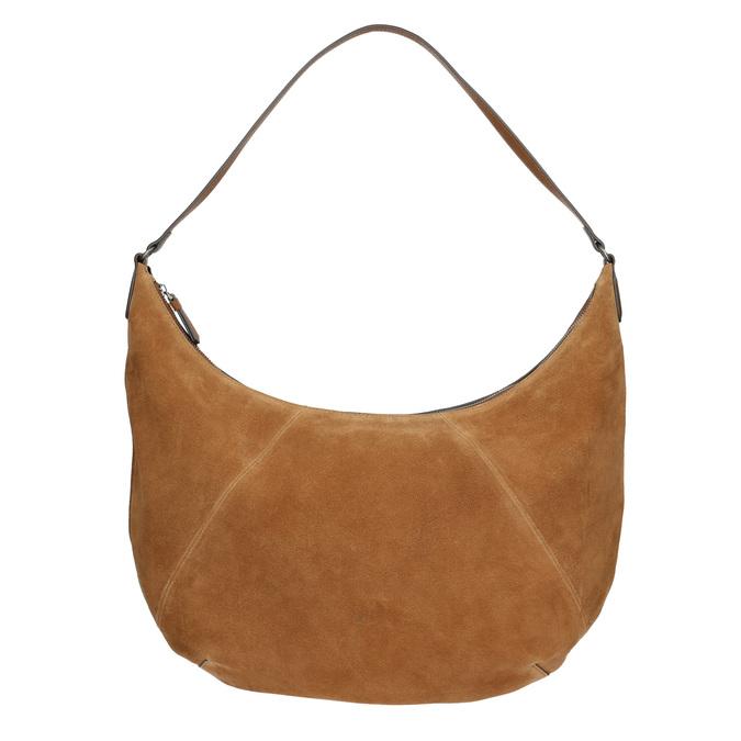 Hnedá kožená kabelka bata, hnedá, 964-4275 - 26