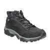Kožená členková obuv v Outdoor štýle merrell, čierna, 806-6569 - 13
