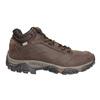 Kožená členková obuv v Outdoor štýle merrell, hnedá, 806-4569 - 26