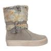 Detské zimné topánky s kožúškom primigi, béžová, 393-8015 - 26