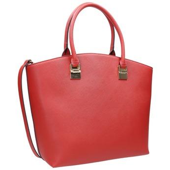 Dámska červená kabelka bata, červená, 961-5821 - 13