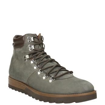Pánska zimná obuv weinbrenner, šedá, 896-2700 - 13